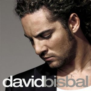 portada del disco David Bisbal