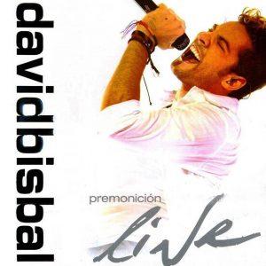 portada del disco Premonición Live