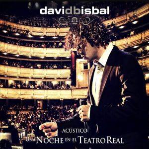 portada del disco Acústico: Una Noche En el Teatro Real