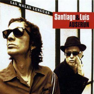 portada del disco Las Malas Lenguas