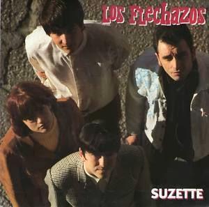 portada del disco Suzette