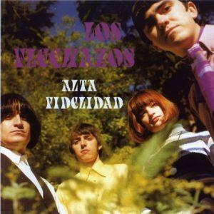 portada del disco Alta Fidelidad
