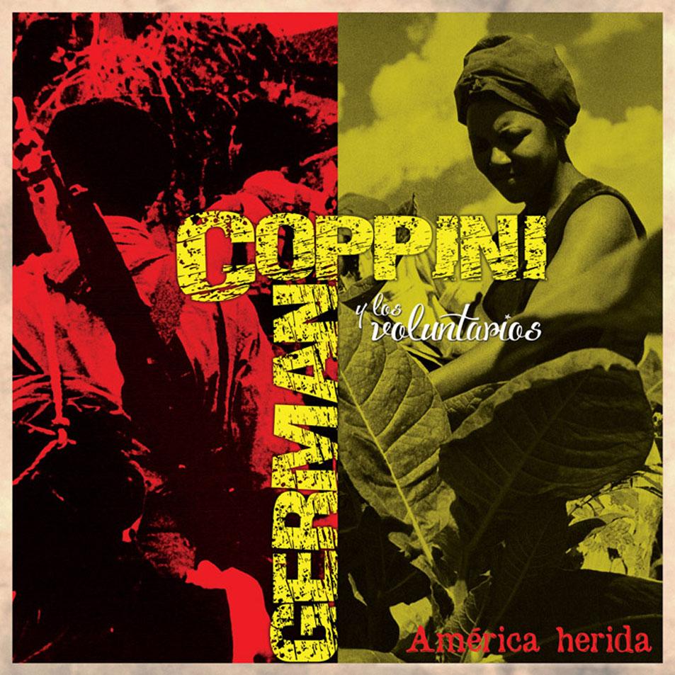 portada del disco América Herida