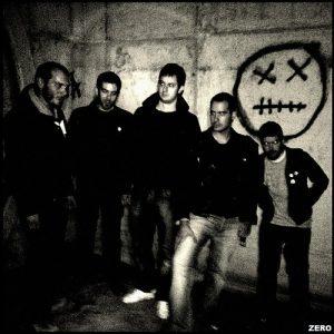 portada del disco Zero