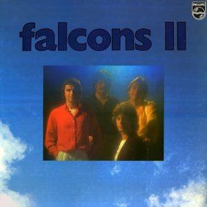 portada del disco Falcons II