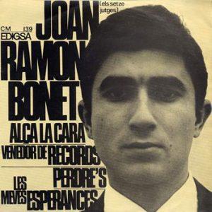 portada del disco Alça sa Cara / Venedor de Records / Perdre's / Les Meves Esperances