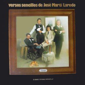 portada del disco Versos Sencillos de José Martí