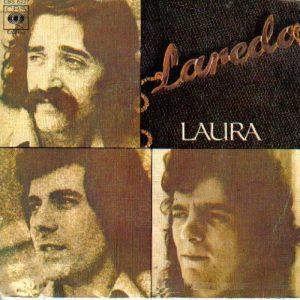 portada del disco Laura