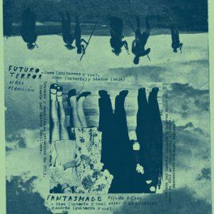 portada del album Fantasmage / Futuro Terror - Compartido EP