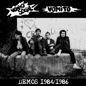 portada del disco Demos 1984 / 1986