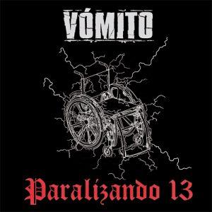 portada del disco Paralizando 13