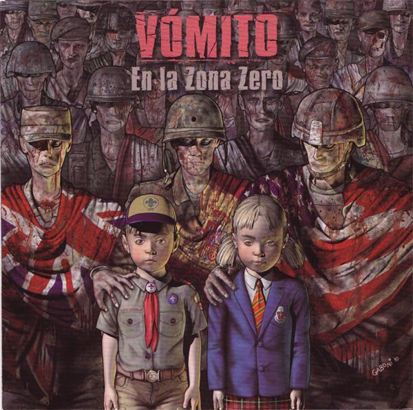 portada del album En la Zona Zero