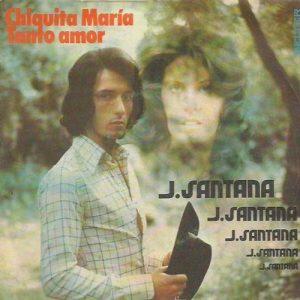 portada del disco Chiquita María / Tanto Amor