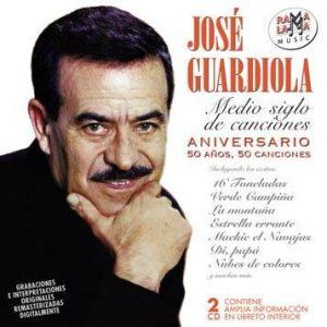portada del disco Medio Siglo de Canciones