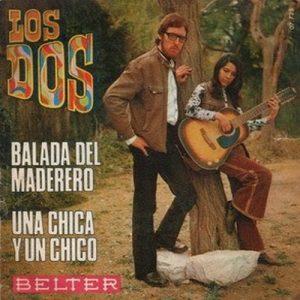 portada del album Balada del Maderero