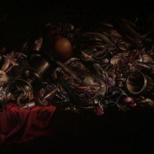 portada del disco Salsa de Cuervo