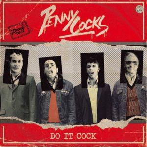 portada del disco Do It Cock