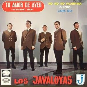 portada del disco Tu Amor de Ayer