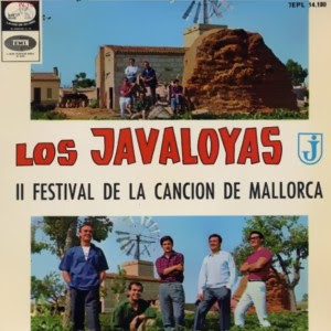 portada del disco II Festival de la Canción de Mallorca