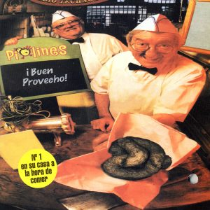 portada del disco Buen Provecho