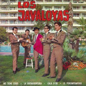 portada del disco No Tiene Edad / La Buenaventura / Cala d'Or / El Porompompero