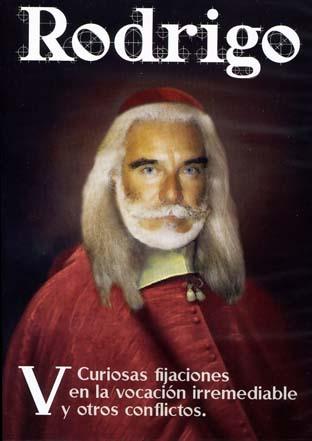 portada del album V. Curiosas Fijaciones en la Vocación Irremediable y otros Conflictos