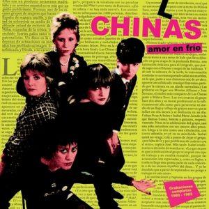 portada del disco Amor en Frío. Grabaciones Completas 1980-1982