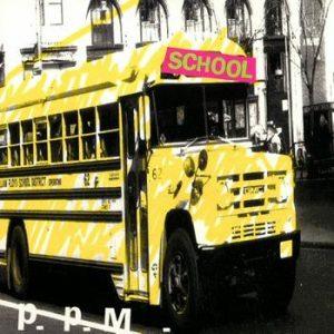 portada del disco School