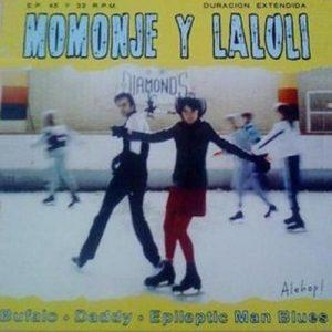 portada del disco Momonje y Laluli / Guiller Momonje y Su Conjunto