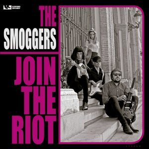 portada del disco Join The Riot