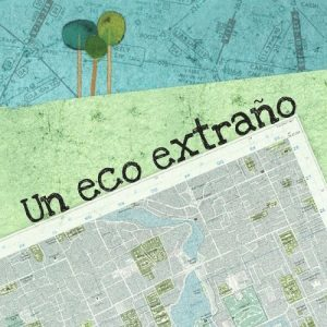 portada del disco Un Eco Extraño