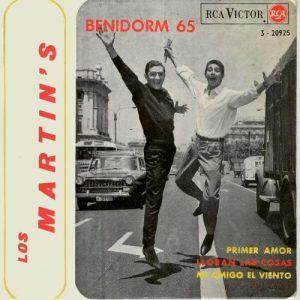 portada del disco Benidorm 65