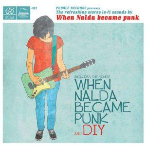 portada del disco When Nalda Became Punk