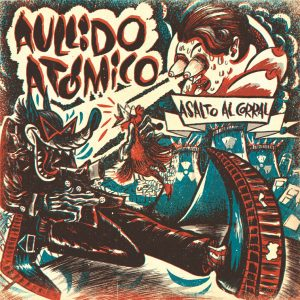 portada del disco Asalto al Corral