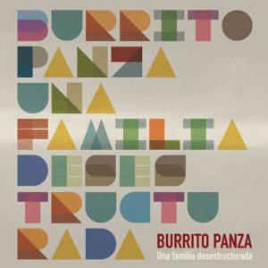 portada del disco Una Familia Desestructurada