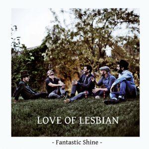 portada del disco Fantastic Shine