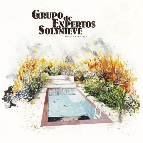 portada del disco Colinas Bermejas