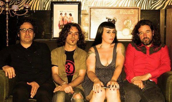 foto del grupo imagen del grupo The Hellbuckers