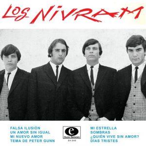 portada del disco Los Nivram