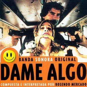 portada del disco B,S,O. Dame Algo