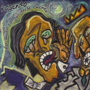 portada del disco Lo Malo Es... Ni Darse Cuenta