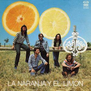 portada del disco La Naranja y el Limón