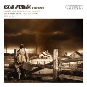 portada del disco Oscar Avendaño y Reposado