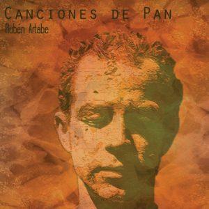 portada del disco Canciones de Pan