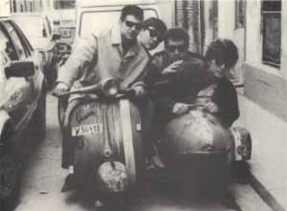 foto del grupo Scooters