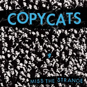 portada del disco Miss The Strange