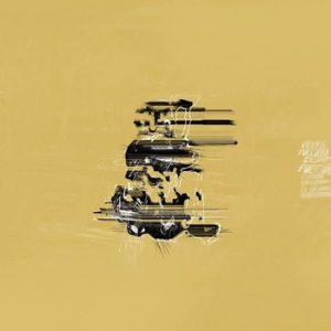 portada del disco Estaba en Llamas / El Salvaje Abandono