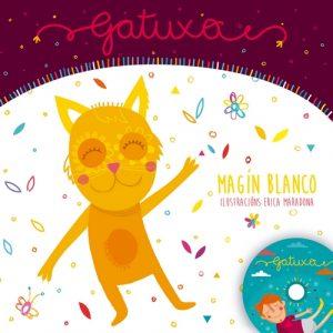 portada del disco Gatuxo