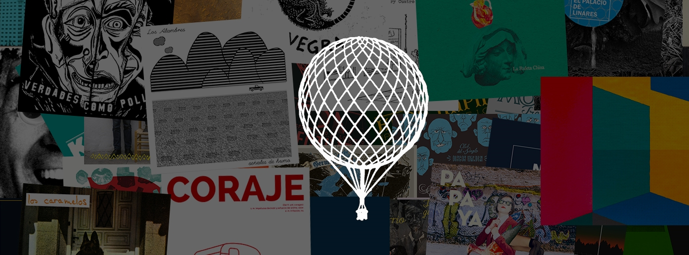 Collage La Fonoteca header