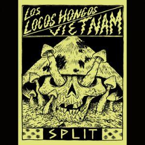 portada del album Los Locos Hongos / Vietnam